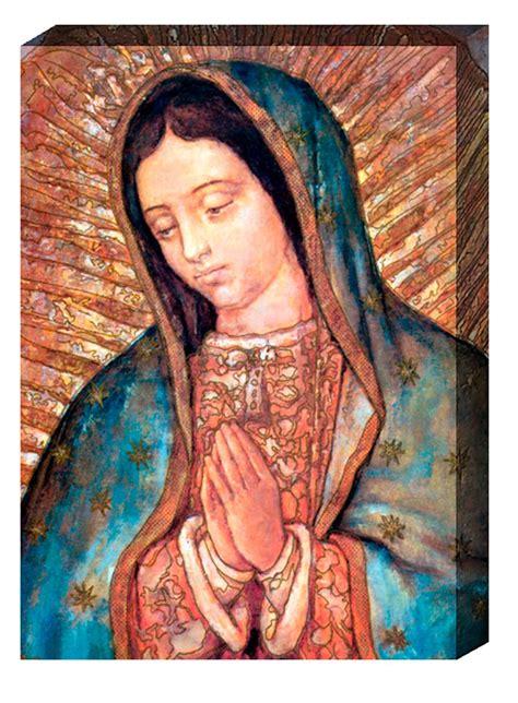 imagen de la virgen de guadalupe tamaño grande cuadro moderno grande virgen g 110 x 170 cm 1 850 00