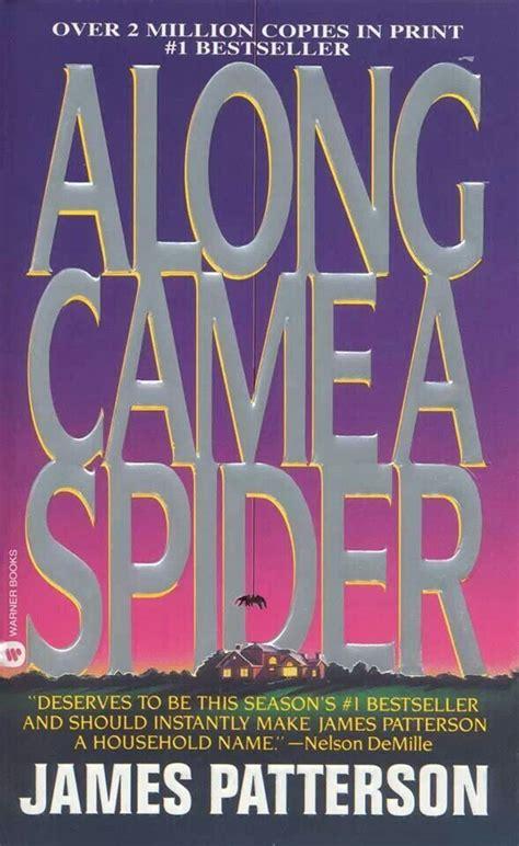 Alex Cross Novels along came a spider patterson novels