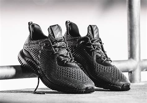 Adidas Alphabounce Enginereed Mesh Reflective Hpc White Clear adidas alphabounce aramis release date sneaker bar detroit