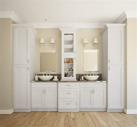 Ready To Assemble Bathroom Vanities by Newport White Ready To Assemble Bathroom Vanities