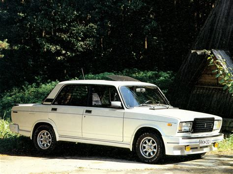 lada a tubo lada 2107 turbo by konela sovietauto fr