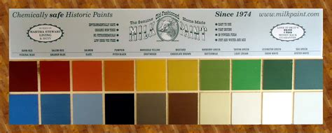milk paint colors fashioned milk paint colors