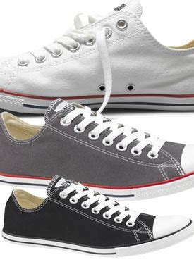 Sepatu Converse All Slim converse all slim ox compare prices mens converse trainers