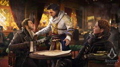 Assassin S Creed Syndicate Pc assassin s creed syndicate features two protagonists siblings jacob and evie frye