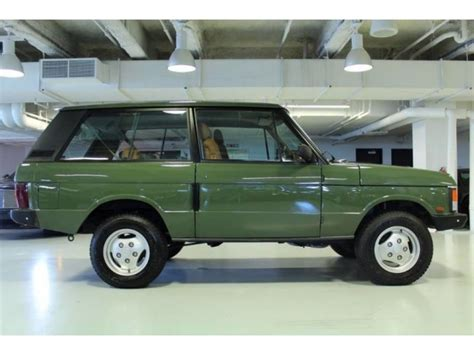 new range rovers for sale 1986 land rover range rover for sale gc 19970 gocars