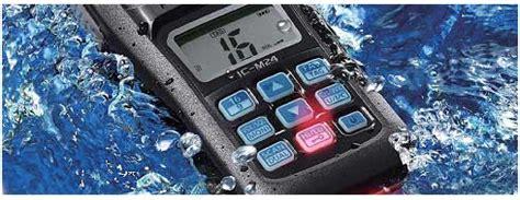 Ht Icom Ic M24 Vhf Marine tempat jual ht icom marine murah pusat jual handy talky