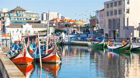 la portugal aveiro la ciudad conocida como la venecia de portugal