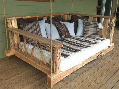 how to build a bed swing learn how to build your own hanging day bed swing your