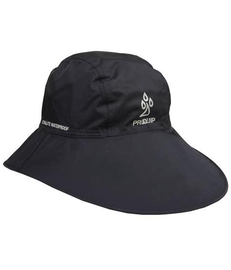 proquip golf waterproof bucket hat golfonline