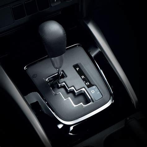 5 speed automatic the new mitsubishi triton