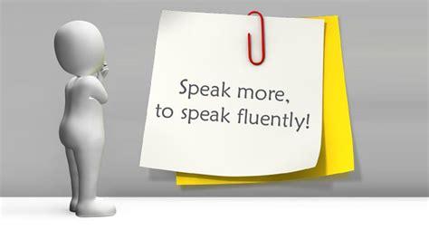 tips improve  english speaking fluency learn english