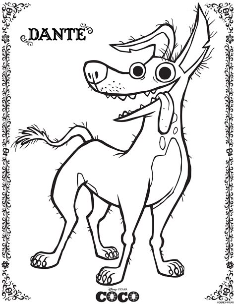 coco coloring book disney pixar coco coloring pages for boys and books coco coloring sheets and activity sheets from disney pixar
