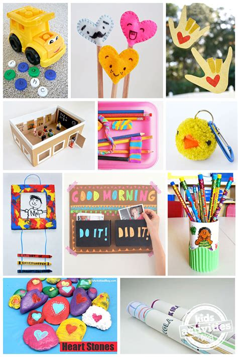 25 back to school crafts to make this school year