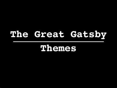 common themes of the great gatsby 67 best images about great gatsby on pinterest jazz age
