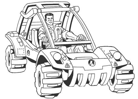 free coloring pages of volkswagen buggy