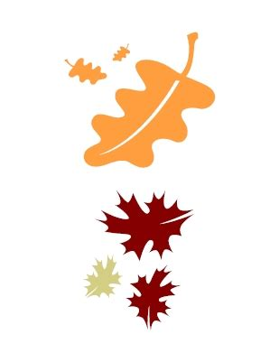 Free Clipart Images Autumn Leaves by Fall Leaves Fall Leaf Clip Outline Free Clipart Images