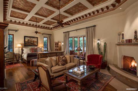 master bedroom in spanish 13 995 million 14 000 square foot spanish colonial estate
