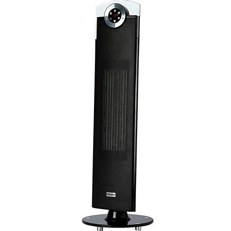 tower fan and heater dimplex dxstg25 2 5kw studio g ceramic oscillating tower