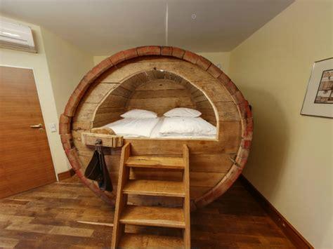 la chambre tonneau de bois maisonapart
