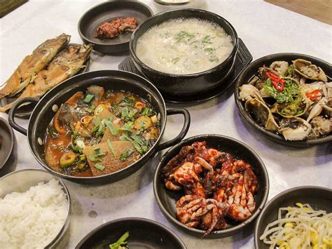 korean dishes 7 korean dishes you must try outside seoul jeonju geoje
