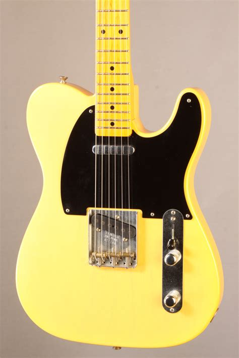 Fender Closet Classic Telecaster by Ef8796 Fender Custom Shop 52 Telecaster Closet Classic 2011