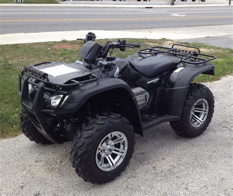 2006 Honda Rancher by 2006 Honda Rancher 400 Pictures To Pin On