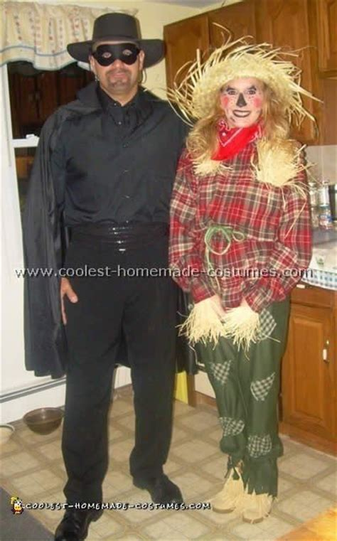 coolest homemade scarecrow costume ideas  halloween