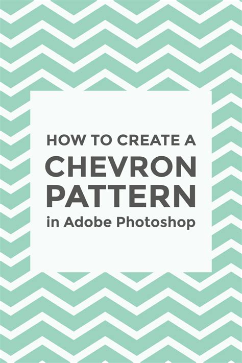 how to make a chevron template how to make a chevron pattern in photoshop elan creative co