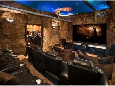 batman living room six homes inspired by huffpost
