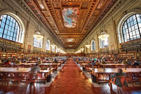 new york public library reading room shuttered for six 7 best libraries in the world for book lovers