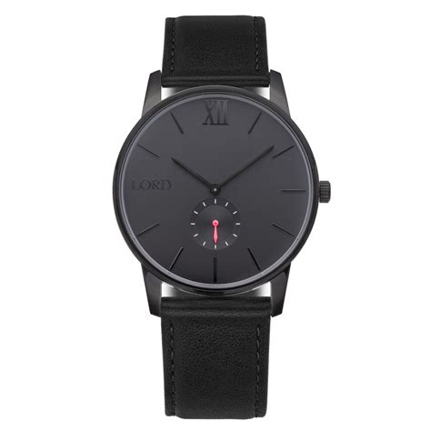 black watches it is high time you buy one bingefashion