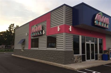 Midwest Home Design Inc Fort Wayne In Miami Grill Expands Franchise To Fort Wayne Indiana