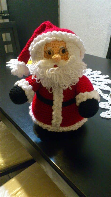 Pere Noel Au Crochet Modele Gratuit