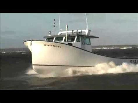 commercial fishing boat captain doucette s boatbuilding prince edward island canada