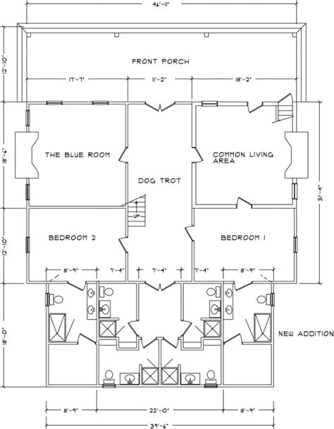 dogtrot floor plan east texas log cabin heritage restorations