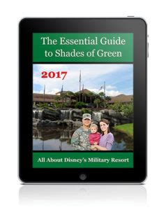 the essential guide to shades of green 2018 your guide to walt disney world s resort books the essential guide to shades of green 2017 walt disney