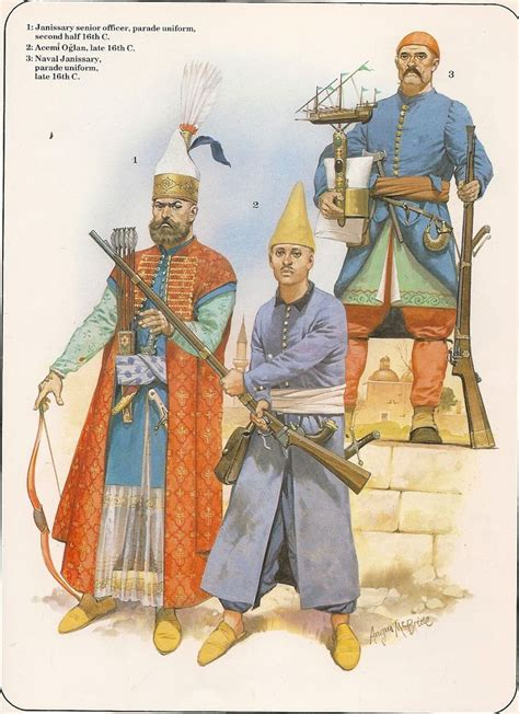 ottoman clothing 16th century 199 best images about seljuk mamluk ottoman turkish armies