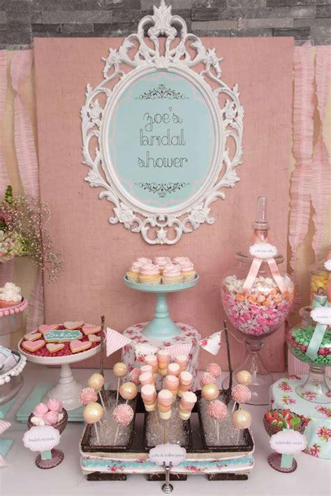 Shabby Chic Bridal Shower by Vintage Shabby Chic Bridal Wedding Shower Ideas