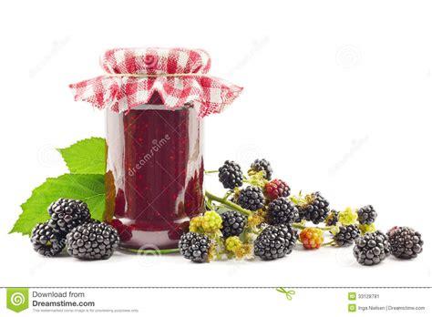 themes blackberry jar blackberry jam stock image image 33128781