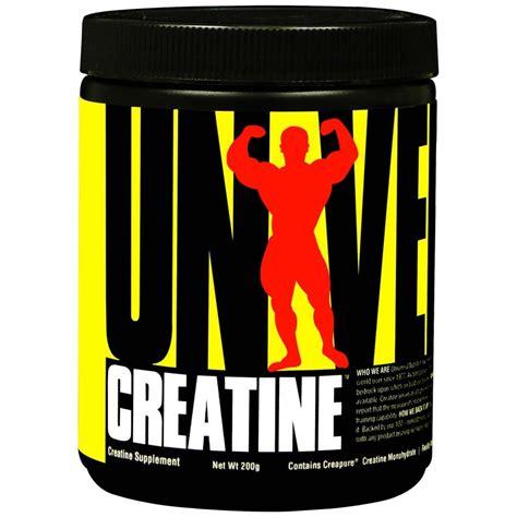 creatina e bom para que tudo sobre a creatina da universal nutrition bom corpo