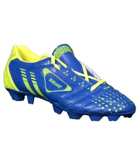 price of football shoes impact studds unisex blue shoes available at