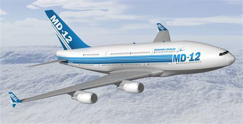 mcdonnell douglas aircraft md mcdonnell douglas md 12 wikipedia
