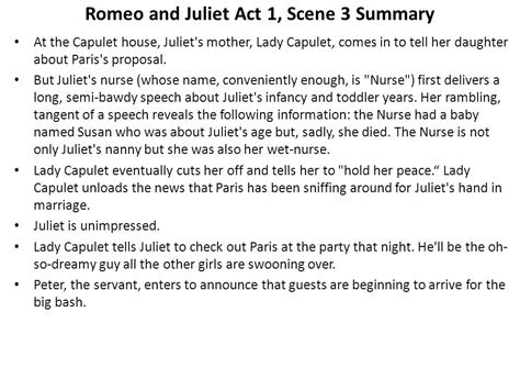 themes in romeo and juliet act 4 scene 5 romeo juliet timeline ppt download