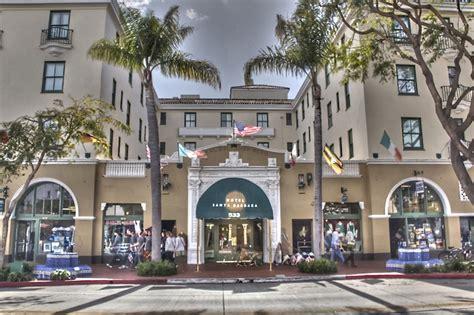 santa hotel hotel santa barbara santa barbara ca california beaches
