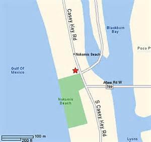 casey key vacation a retreat condo rentals map