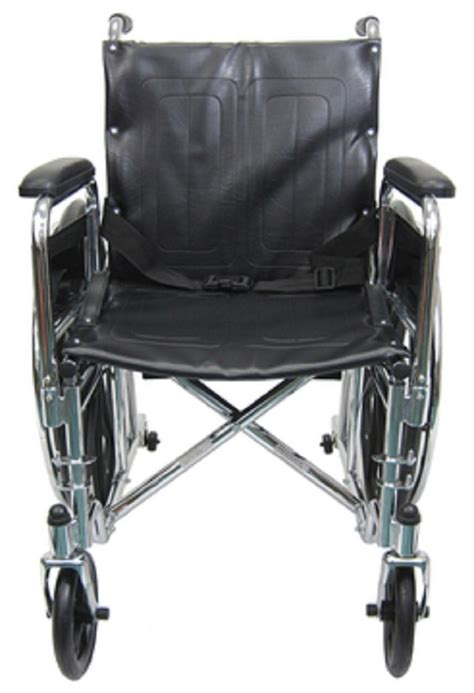 High Back Reclining Wheelchair by Standard Deluxe High Back Reclining Wheelchair High Back