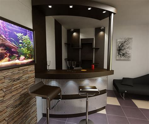 bar wohnzimmer bilder 3d interieur wohnzimmer modern casa iezareni 7