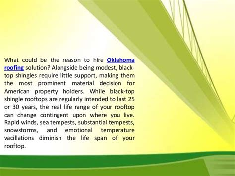 affordable service oklahoma roofing contractors offer affordable service