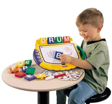 Fisher Price Writing fisher price learning sensation play with letters desk