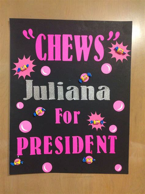 sca campaign posters roadrunner student council association